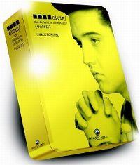 Cover Elvis Presley - Elvis / The Definitive Collection / (Vol#2) [4 DVD-Metallbox] [DVD]